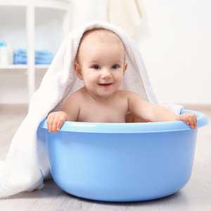 Baby-Badewanne-Vergleich