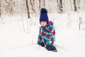 schneeanzug test