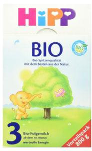 bio folgemilch