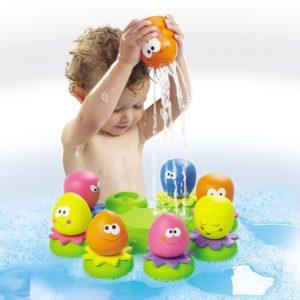 badewannenspielzeug lernen