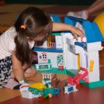 Puppenhaus klein