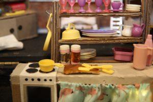 Puppenhaus-Zubehör