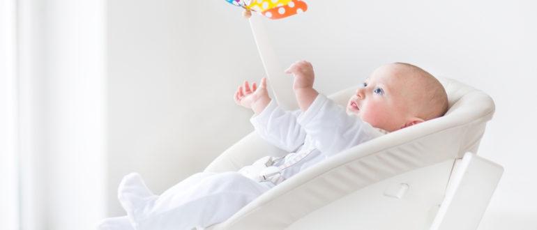 elektrische babywippe test