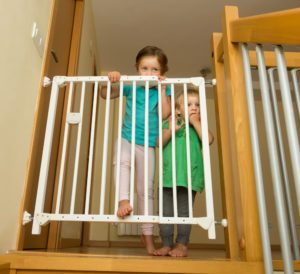 Treppenschutzgitter Größe