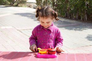 Kinderküche für draußen