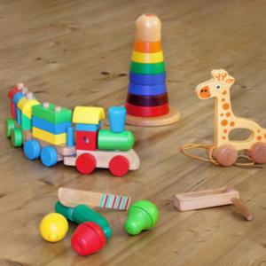 Holzspielzeug Vergleich