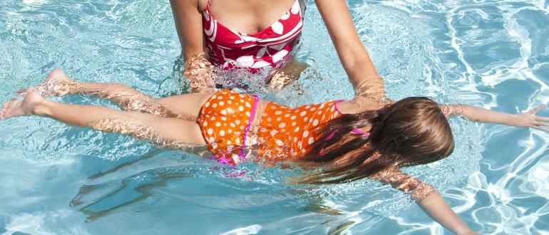 schwimmguertel test