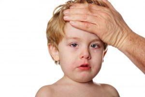 Bindehautentzündung bei Kindern bekämpfen
