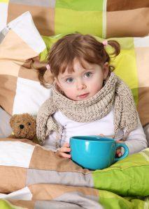 Kinder Grippe