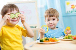 Gesundes Essen für Kleinkinder