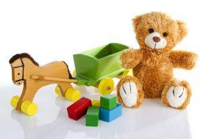 Welches Spielzeug für Kinder geeignet