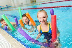 Schwimmutensilien für Kinder
