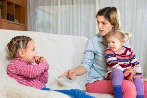 Mein Kind hört nicht und ist aggressiv