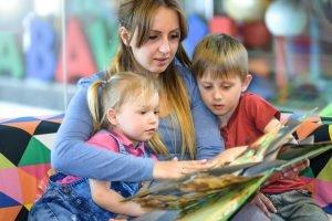 Betreuung Kindergarten Schule