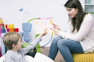 Verhaltenstherapie bei Kindern