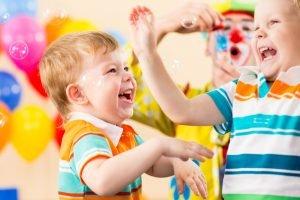 spiele kindergeburtstag 3 jahre