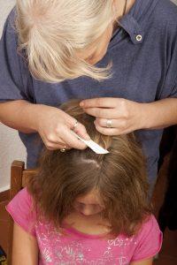 Kopfläuse Behandlung