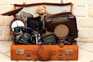 Spiele für Drinnen: Ich packe meinen Koffer