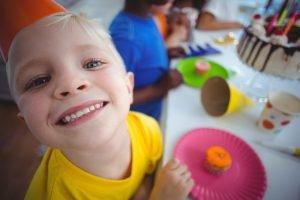Kindergeburtstag: Der Spaß steht im Vordergrund
