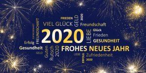 Neujahrsgruß 2020