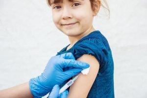 Grippeimpfung Kind