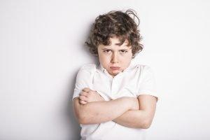 Neurostress löst Wutanfall aus
