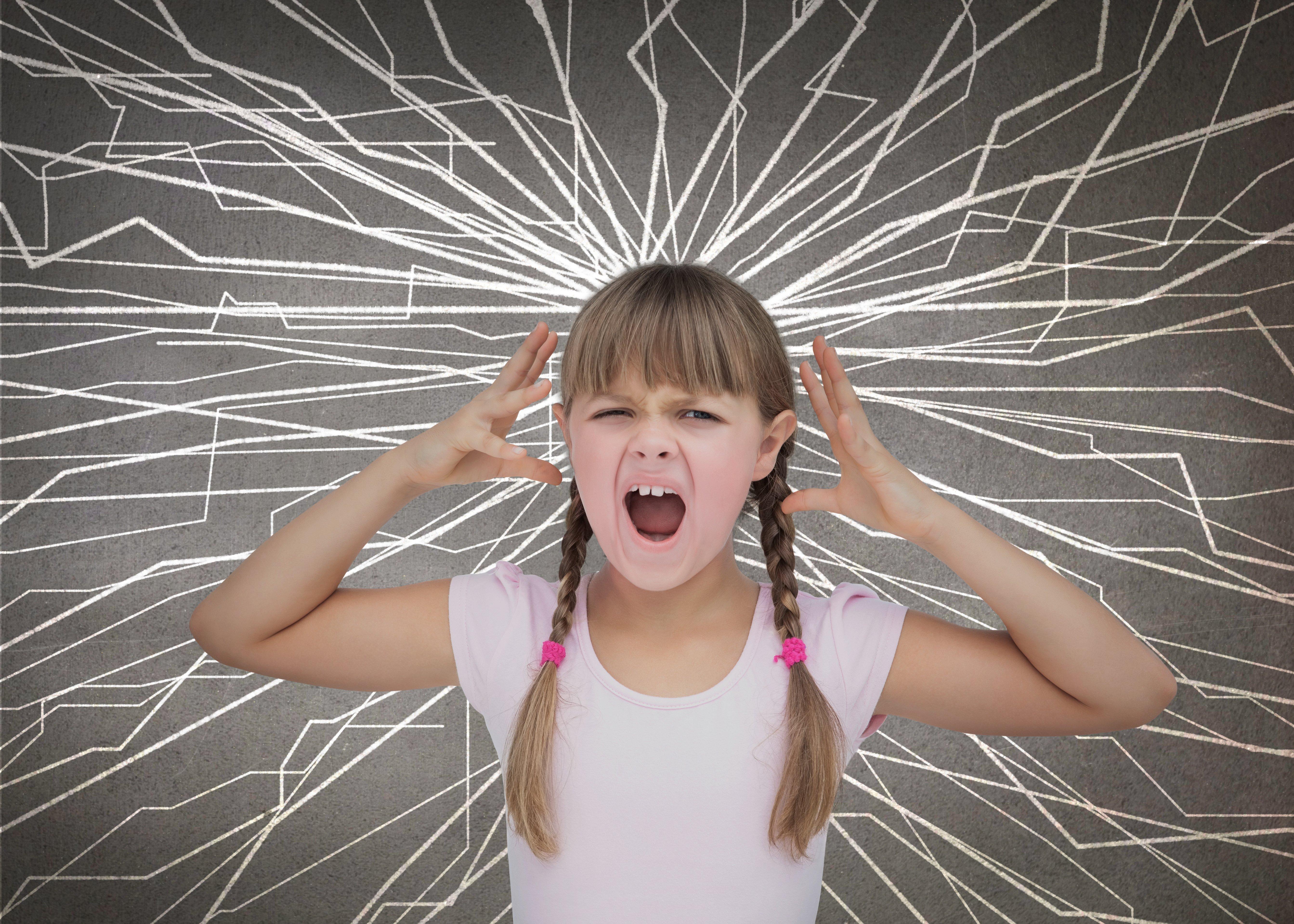 Reizüberflutung Symptome bei Kindern