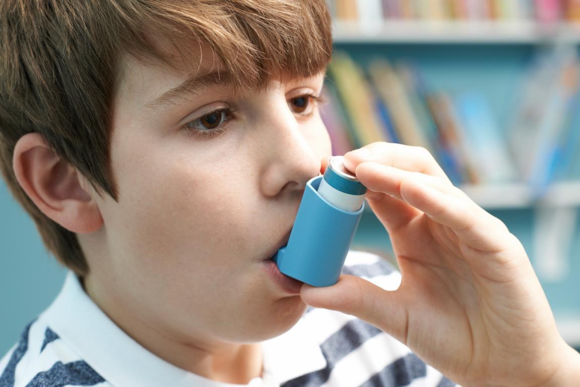 Inhalator Asthma