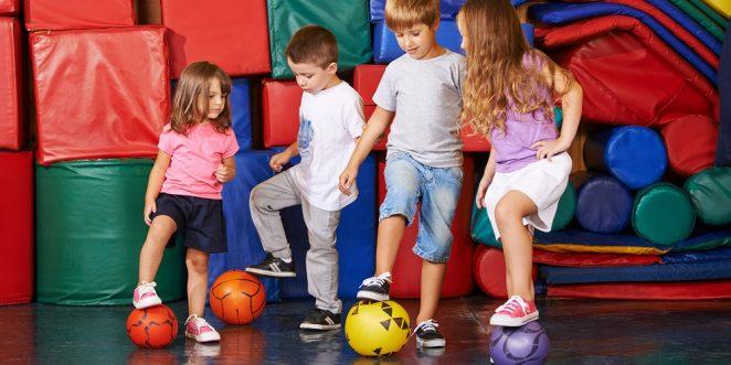 Ballspiele-Kinder-Ratgeber