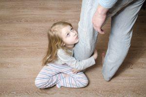 In der Bindungsforschung können durch Tests Bindungsstörungen wie die Parentifizierung ermittelt werden.