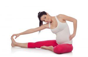 Schwangerschaftsgymnastik Zuhause on
