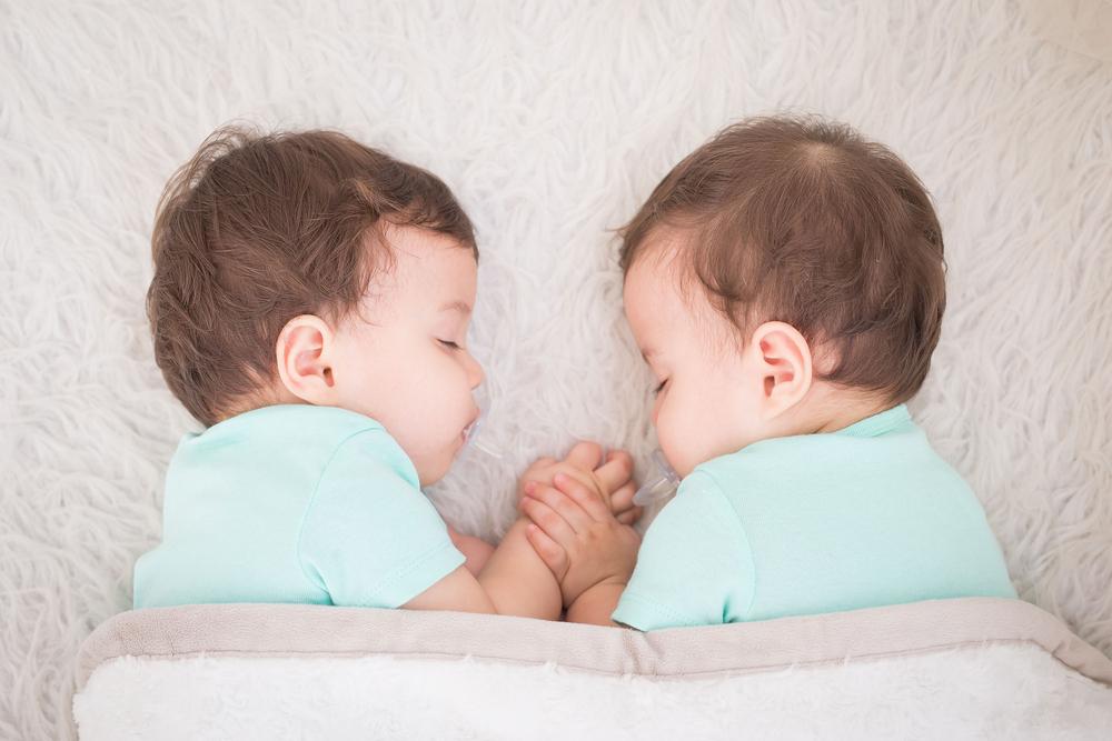 Entstehung vom Eineiigen Zwillingen