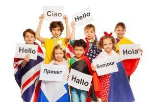 Sprachen im Kindergarten