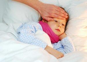 Mumps beim Kind