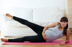 Bauchmuskeln Schwangerschaft
