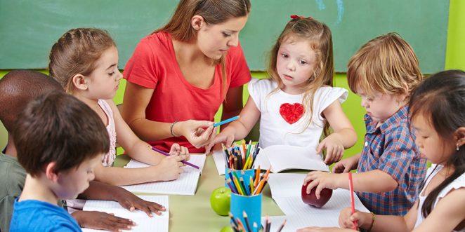 Fröbelpädagogik in heutigen Kitas