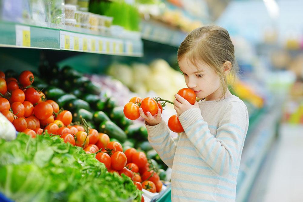 Gesunde Gerichte für Kinder