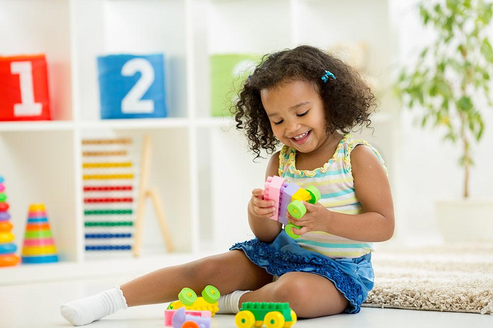 Gutes Spielzeug für Babys
