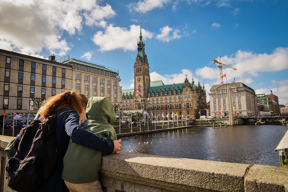 Hamburg Kita finden