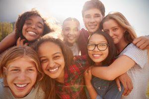 sozialpädagogische Lernfelder für Erzieherinnen für die Gruppenarbeit mit Kindern