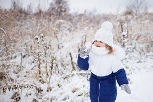 gute Gesundheit im Winter