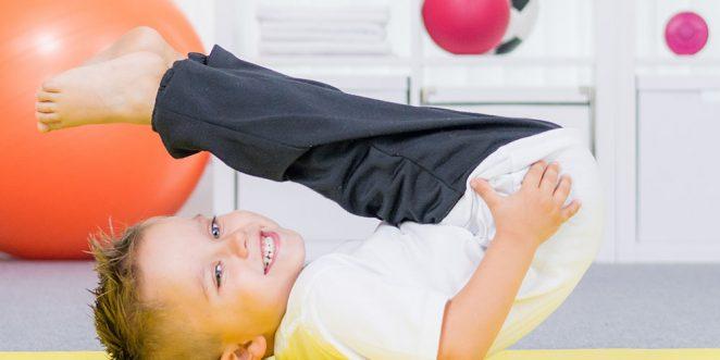Schwerpunkt Bewegung Kindergarten