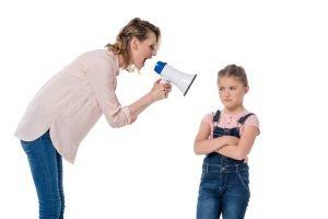 Kind hört nicht zu