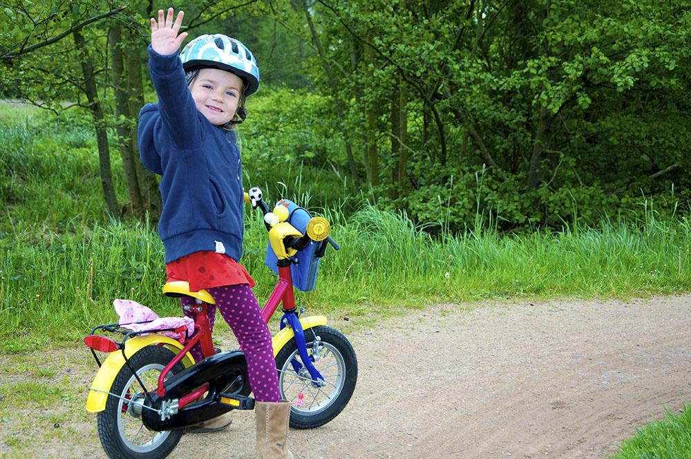 Fahrräder für Kinder