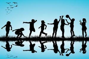 Kinderolympiade Spiele für 9 Jährige
