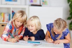 malende Kinder