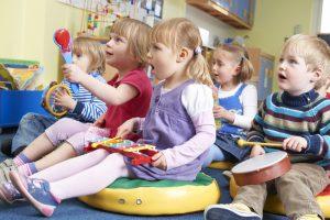 englische Songs Kindergarten