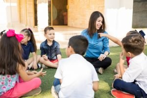 Beispiele für Bildung im Kindergarten