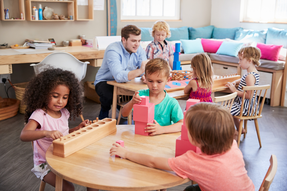 Montessori-Kindergarten-Ratgeber