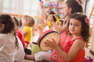 musikalische Entwicklung unterstützen